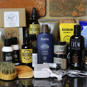 Man Bundle Men's Beard & Hair Kit