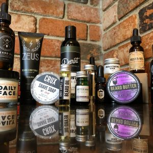 Beard and Hair Products