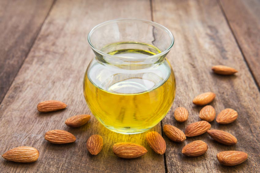 Almond Oil & benefits of beard oil