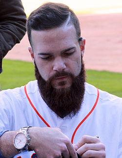Dallas Keuchel has the best beard in the MLB.