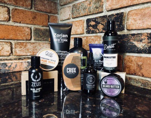 men's subscription boxes, men's subscription box, hair care, facial hair care