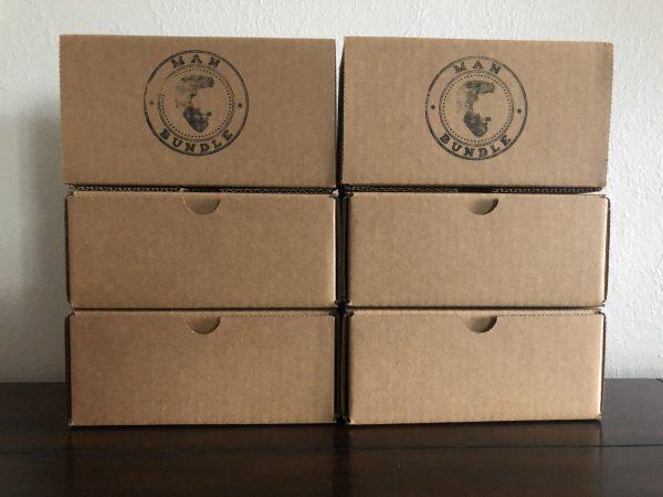 Six Man Bundle Boxes