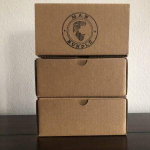 Three Man Bundle Boxes