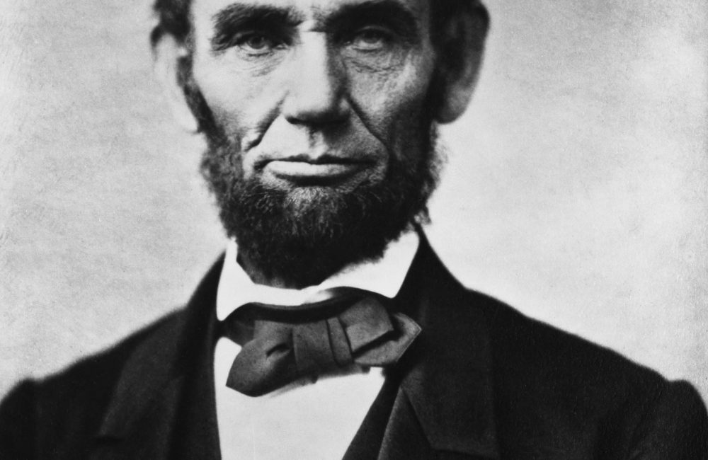 Abraham Lincoln, great beards in history